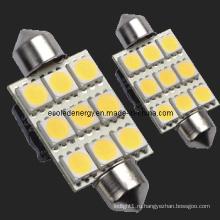 Светодиодные автомобильные лампы с маркировкой CE и Rhos Afl093 (4)
