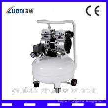 Compresseur d'air silencieux sans huile / sans huile dentaire série Sd au meilleur prix