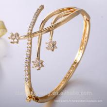 bijoux en gros prix en alibaba bijoux en or CZ bracelet