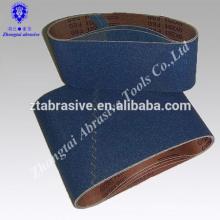 MEILLEURE qualité OEM 40 # - 400 # GXK51 bande abrasive, ceinture de sable