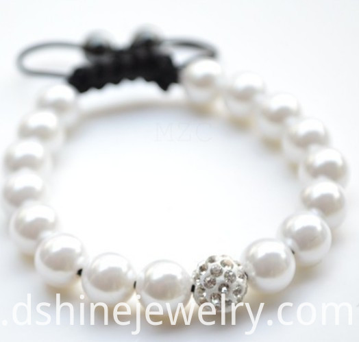 Weaved Shamballa Jewels