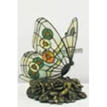 Home Dekoration Tiffany Lampe Tischlampe Kld091204beige