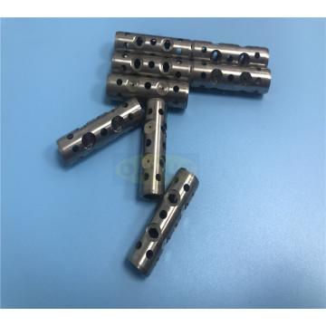 Goupille d'arbre de précision de pièce de tournage d'usinage CNC personnalisé