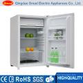 Portable Single Door White Mini Fridge Refrigerator
