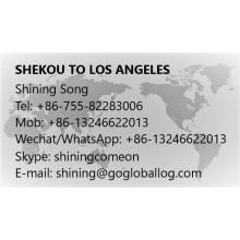 Shenzhen Shekou to United States Los Angeles