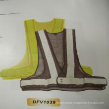 Exercise Reflective LED Safety Vest with 16PCS LED