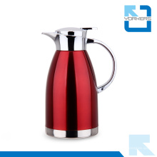 Penguin Shape Head 201 Aspirateur en acier inoxydable Coffee Pot & Tea Chut