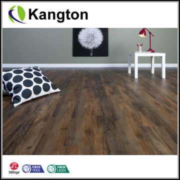Piso de madeira de PVC vinil (piso de madeira de PVC)