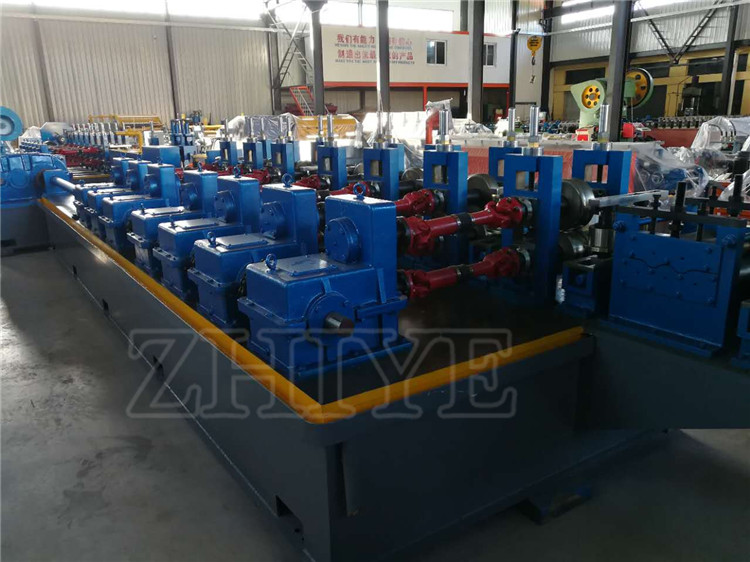 Welded Pipe Forming Machinery