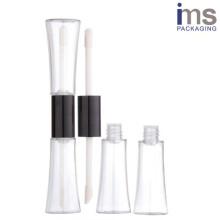 Duo 7.5ml*2 Plastic Lip Gloss Container