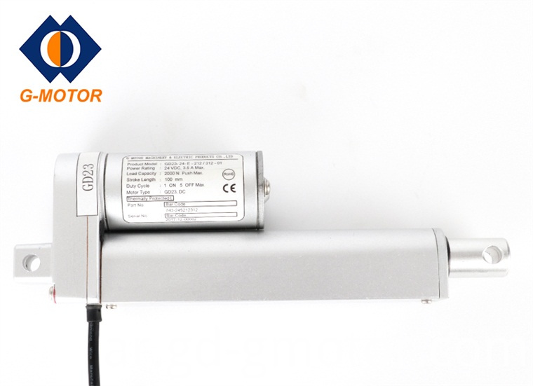 Compact Linear Actuator