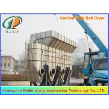 Secador de grano de maíz / Secador de lecho fluido vibrante