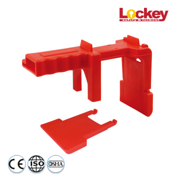 Foot Board Adjustable Ball Valve Lockout