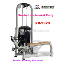 Seated Horizontal Pully fitness equipment
