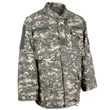 Répondre à ACU Parka uesd ISO et SGS pour militaire et tactique