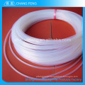 Venda quente tubo de ptfe boa reputação alta qualidade alta temperatura 12mm