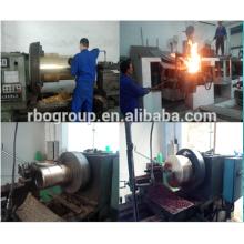 polea de rueda de anillo de fundición de cobre