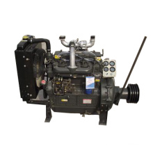 Motor diesel com polia K4100ZP 41kw/55hp