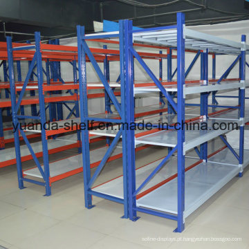 Rack de paletes de armazenamento logístico de aço armazém de mercadorias