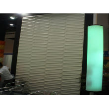 Pc Eco Friendly 3d Decorative Wall Panel / Decorating Living Room Walls