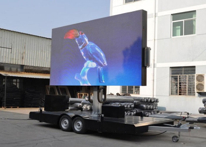 trailer LED Screen