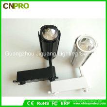 Удар 15W вел свет следа для с черный или белый корпус