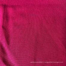 Tissu Jacquard teint de haute qualité