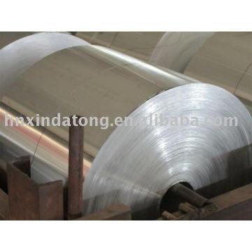 bobina de aluminio del final del molino
