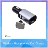 Bluetooth Earpiece with Car Charger best Noise Cancelling for Mobile Phone