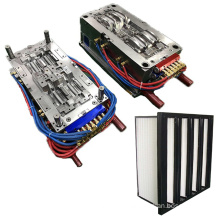 professional shell molding maker design custom precision injection plastic moulds air filter mold