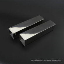 Mirror Polished Welded Stainless Steel Square Hollow Section Pipe Price Per Kg