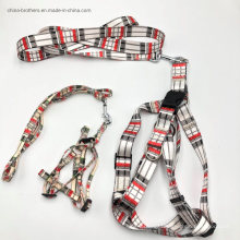 Lovely Cute Fashion Chest Back Strap Traction Rope Cat Collar Dog Harness Pet Leash
