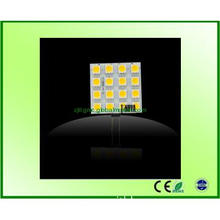 G4 LED Lamp with 12V Voltage and 16pcs 5050SMD