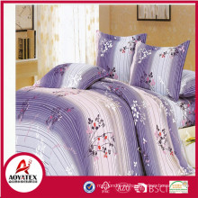 Оптовая полиэстер постельное белье комплект постельных принадлежностей , постельное белье из микрофибры набор производитель в Китае