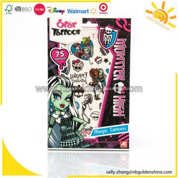Monster High Tattoo Box Set