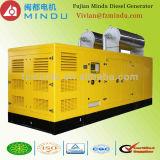 Hot in Africa!!! 1200kva diesel generator big power!