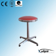 Moveable Stainless Steel Lab Stool (Y-15)
