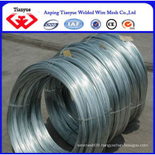 galvanized steel wire with new galvanizing facility