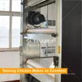 Automático correa de los PP final aves sistema de eliminación de estiércol para gallinero