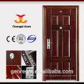 CLASSIC Design verstärkte Metallsicherheitstüren für Häuser