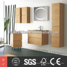 Gabinete de banheiro do FSC Módromo de banheiro de melamina FSC