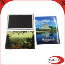 Cheapest Custom Scenery Polyresin Magnet