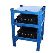 Sistema de almacenamiento de energía de caja de batería de litio
