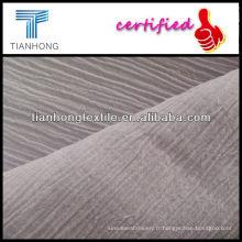 Coton Seersucker solide/tissu Seersucker tissu/Seersucker tissu teinté