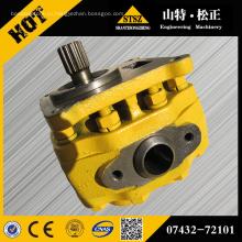 KOMATSU D85A-21 Дозировочный насос ASS'Y 705-21-32051