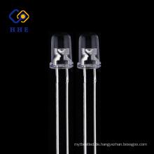 Durchmesser 850nm 5mm der hohen Qualität rundes IR führte für medizinische Ausrüstung