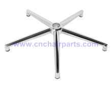 Chromed Base/Office Chair Parts (JC-01C)