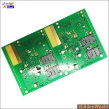 Asamblea de la placa de circuito de PCBA de la tabla principal para el tablero montado tablero de la PCB del equipo de control para el teléfono móvil