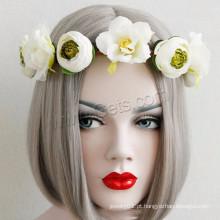 Gets.com Promoção Forehead Headband Flower Nylon Cord Cane