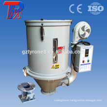 Industrial plastic hopper dryer